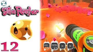 Slime rancher gameplay - ep 12 gold slime! (let's play)