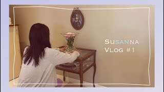 Eng)VLOG#1|영상일기|아기랑 삼시세끼|프랑스어 …