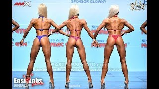 Bikinifitness 158cm FINAL 2018 IFBB World Fitness Championships Bialystok