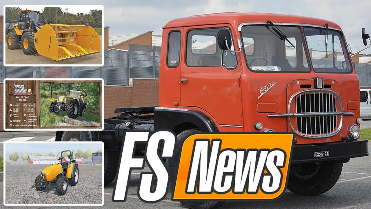 NOTÍCIAS | Caminhão FIAT, FORD Transit agora transporta de tudo | FS NEWS #6