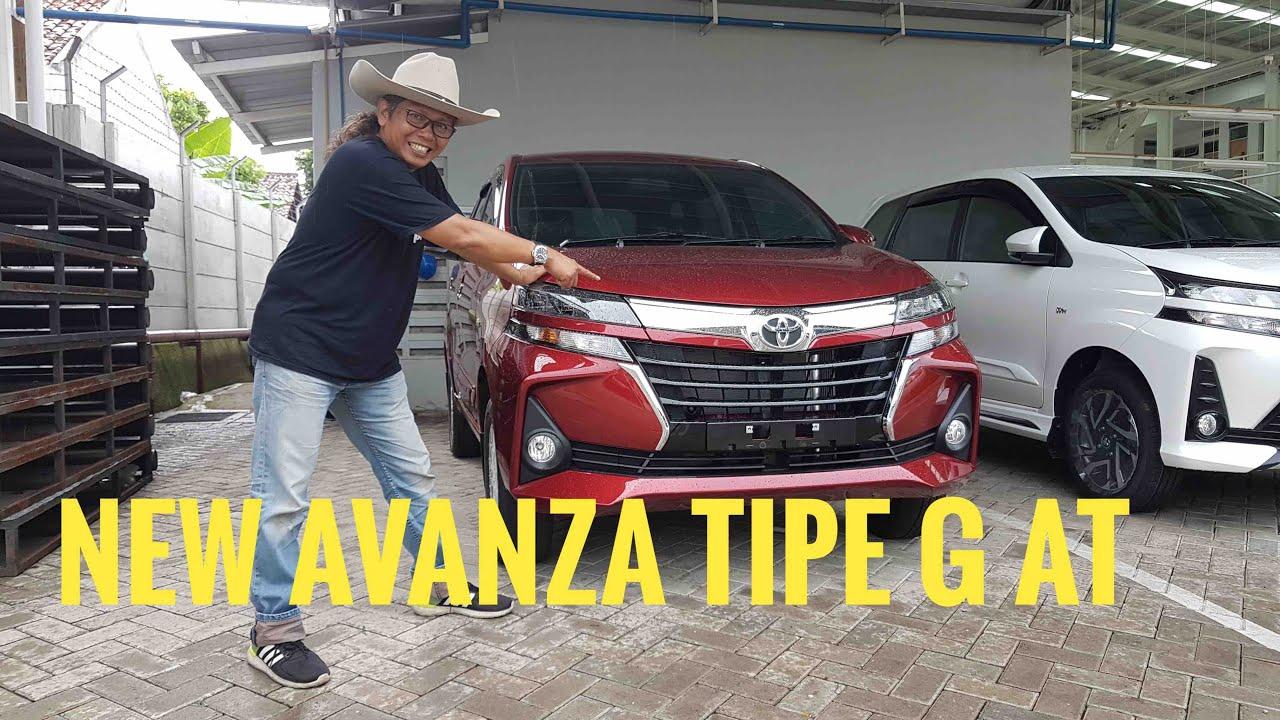 Grand New Avanza Pertama Veloz Matic 2019 Tipe G A T Otomotifmagz Com Youtube