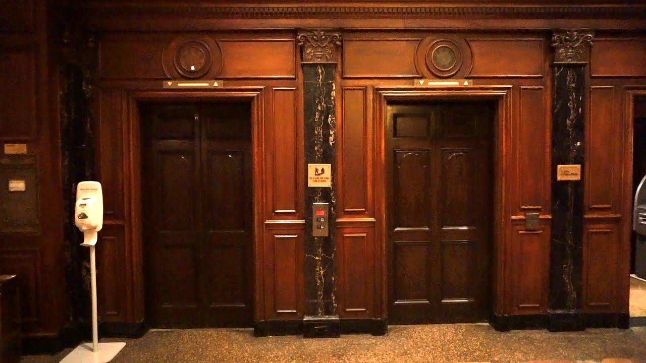 Otis Elevators Hotel Roanoke