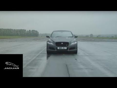 Jaguar XJR 575 | 186mph Interview with Wayne Burgess