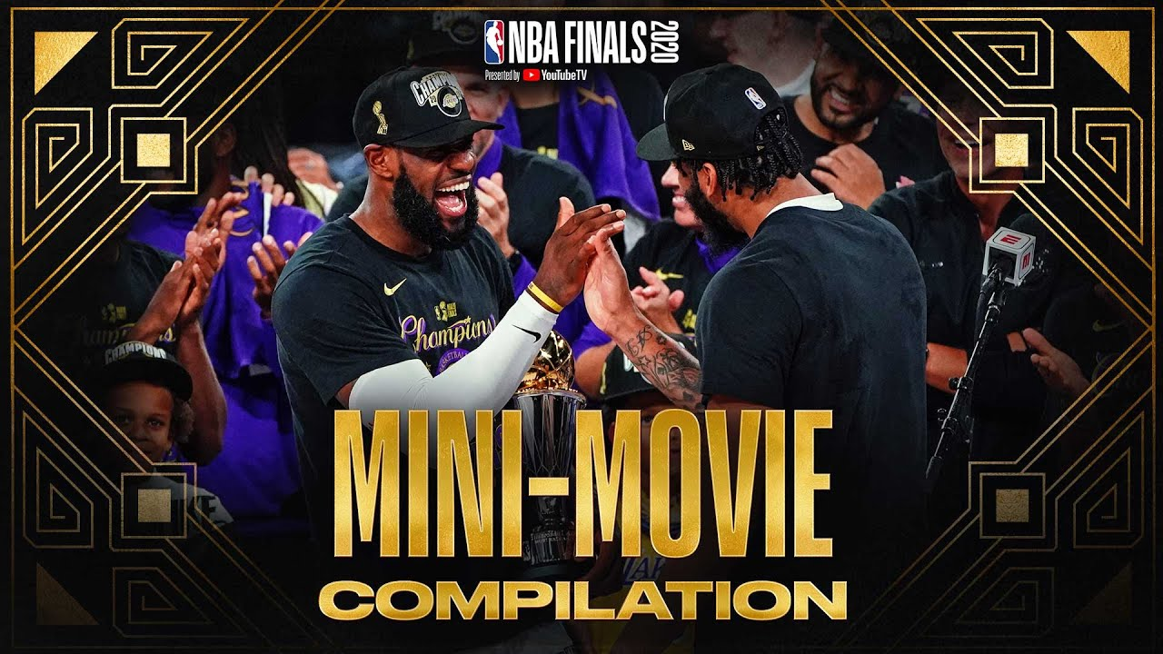 Lakers vs. Heat | 2020 NBA Finals Mini-Movie FULL Compilation ?
