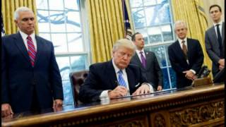 Trump Signs Three More Executive Orders: Freezes Federal Hiring, Targets Trade and More!