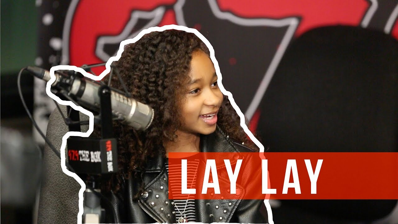 Lay Lay Explains Being Youngest Signed Female Rapper, Being On The Ellen Show, Freestyles & More