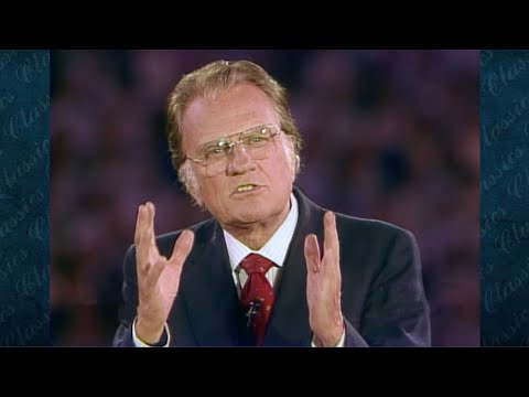 Sex, Power, Riches and Materialism | Billy Graham Classics