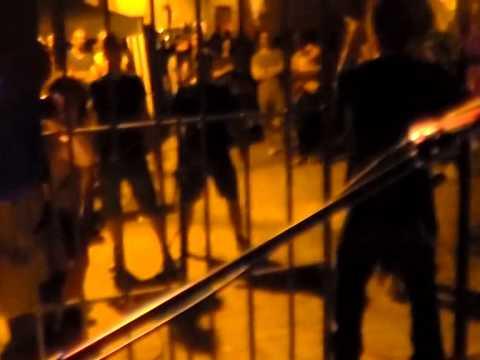 """WALLS OF BABYLON - """"The emperor""""(demo version) Live clip"""