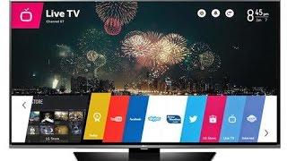 طريقة توليف قنوات الستالايت في تلفزيون LG   Synthesis of satellite TV channels in، LG