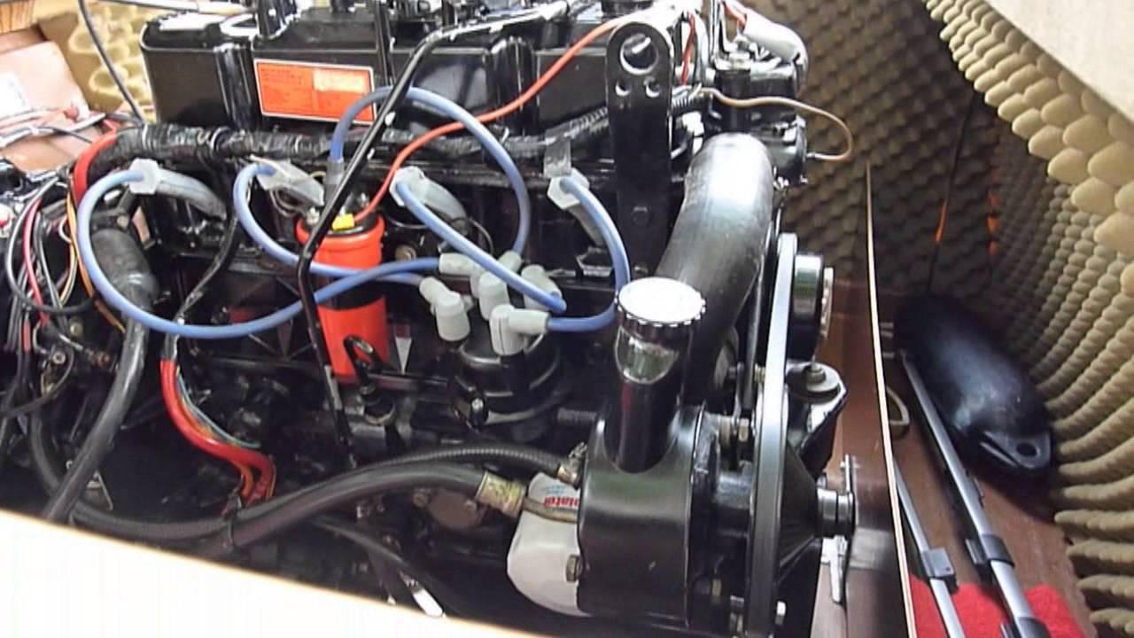 ignition wiring diagram 1999 mercruiser 4 3 vortec v6 mercruiser 3.0l 1988 - youtube