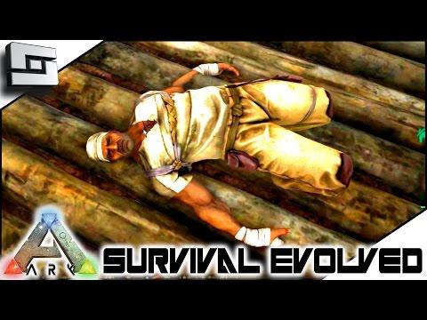 ARK: Survival Evolved - A PRESENT FOR BTC! S3E11 ( Gameplay )