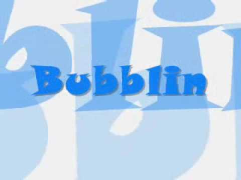 Bubblin with LYRICS   (yukito)