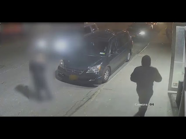 Video Shows Masked Gunman Fatally Shooting Man Getting Into Uber