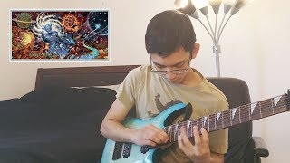 Rings Of Saturn - Infused Feat. Rusty Cooley (Full Guitar Cover)