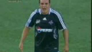 West Ham United vs MLS All-Stars  07/24/08