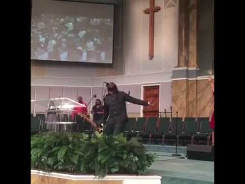 Thomas Clay At Elizabeth Baptist Church #ThomasClay