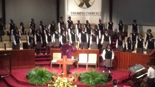 "DYC - The Detroit Youth Choir -  ""I Couldnt Hear Nobody Pray"""