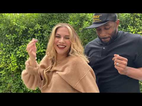 TWitch And Allison Holker Dance To