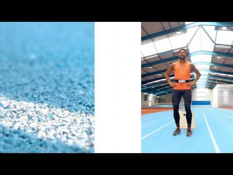 Polytan SmarTracks Standard Test – Drop Jump