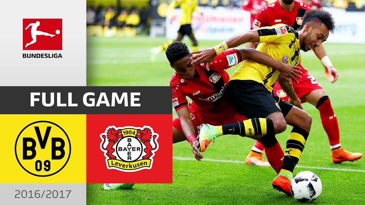 Download Borussia Dortmund vs. Bayer 04 Leverkusen | Full Game | 2016/17 Season