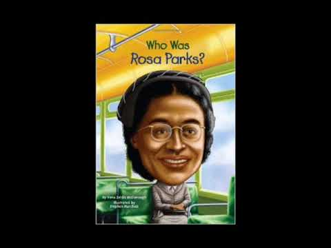 Who Was Rosa Parks? (Full Audiobook)