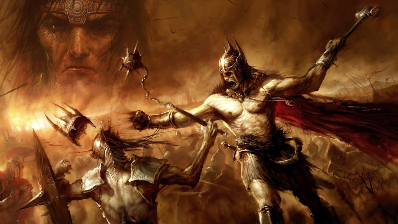 Band Wallpapers Hd Barad Guldur Warriors Of The World United Manowar
