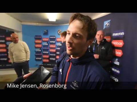 Mike Jensen etter Stabæk 13.5.2017