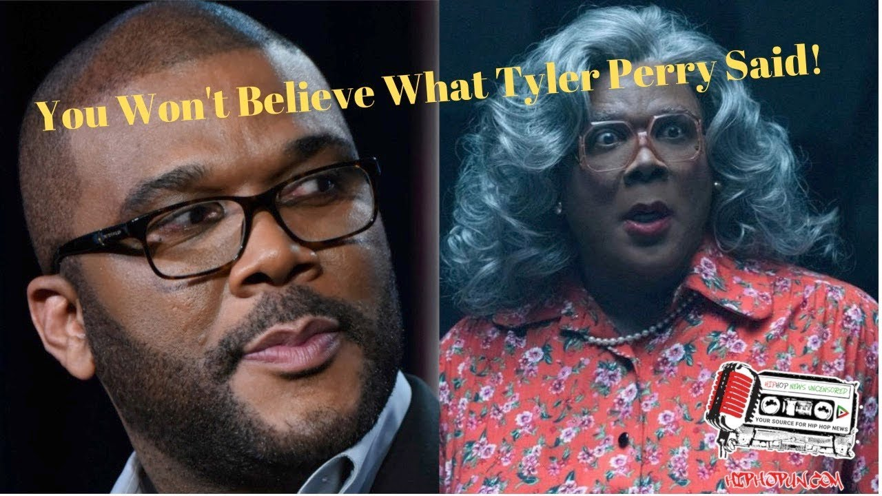 Tyler Perry Makes A DISTURBING Confession At The BET Awards!!
