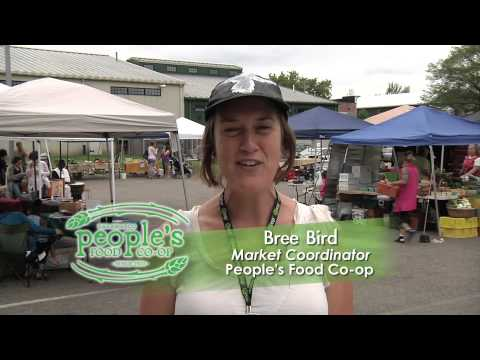 People's Food Co-op Commercial - 100-Mile Market!