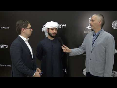 Day 6 Interview with Jon Ludvig Hammer and Salem Saleh
