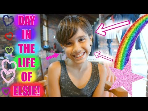 DAY IN THE LIFE OF ELSIE!🌈 BYRON BAY VACATION