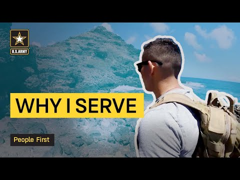 Year of the Light Fighter: Why I Serve