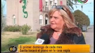 Canal 9 Bahía Blanca - BD Lo decimos cantando?, ciclo de musica en La casa del Espía