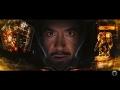 Iron Man HUD Scenes.