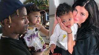 Kylie Jenner & Travis Scott Have MAJOR Argument About Baby Stormi's Future On KUWTK!