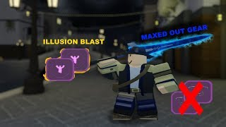 Illusion Blast 🗡️The Cannals🗡️ || NM HC|| Roblox