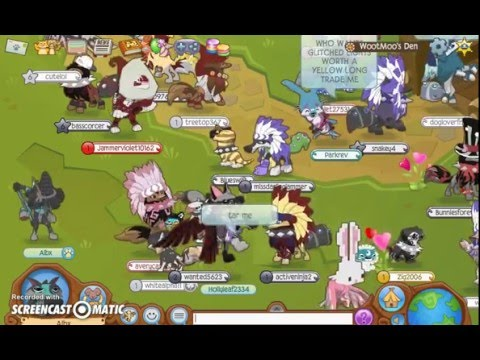 Animal Jam Nd Glitched Ring