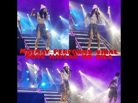 Maymay Entrata sings Hayaan Mo Sila at The Dream Maymay Concert