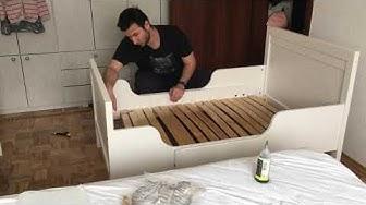 Ikea Sundvik djeciji krevet - sastavljanje i par misli