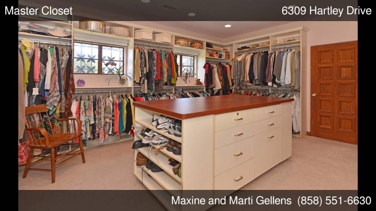 6309 Hartley Drive La Jolla CA 92037   Maxine And Marti Gellens