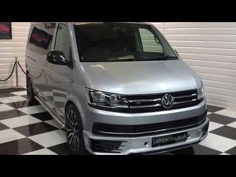 2016 (16) Volkswagen Transporter T6 Shuttle 2.0 TDi 150BHP 9 Seater 6 Speed Manual (For Sale)