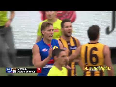 Western Bulldogs Goals | 2019 Round 2 Vs Hawthorn