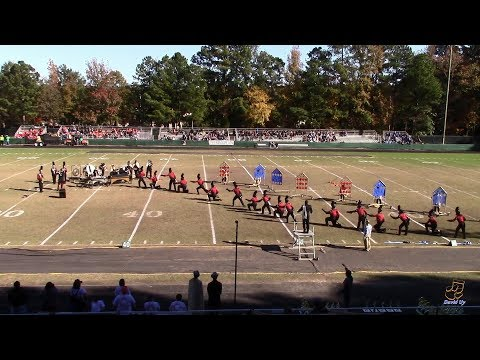 Nash Central High School Marching Band 11/3/2018
