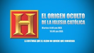 Cristo no fundó la iglesia católica (Documental completo)