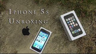 Apple Iphone 5s : 16gb Space Grey - Review on iphone 6 (1080p60fps)