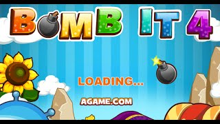 Bomb it 4 Full Gameplay Walkthrough