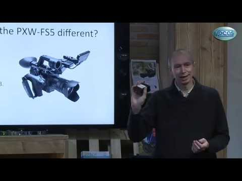 Vocas Sony PXW-FS5 Introduction days presented by Alister Chapman