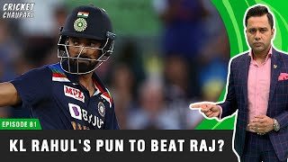 Will KL RAHUL lead from the FRONT? | PUN vs RAJ | Betway Cricket Chaupaal E81 | Aakash Chopra