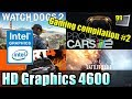 15 Games on Intel HD Graphics 4600 (BF1, Fortnite, FIFA18, PC2 & More)