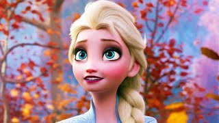 3 NEW Frozen 2 CLIPS